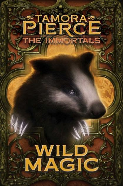 libro wild magic the wildwood wild magic the immortals series 1 by tamora pierce paperback barnes noble 174