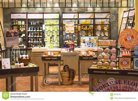 loccitane shop editorial stock image image of skin store