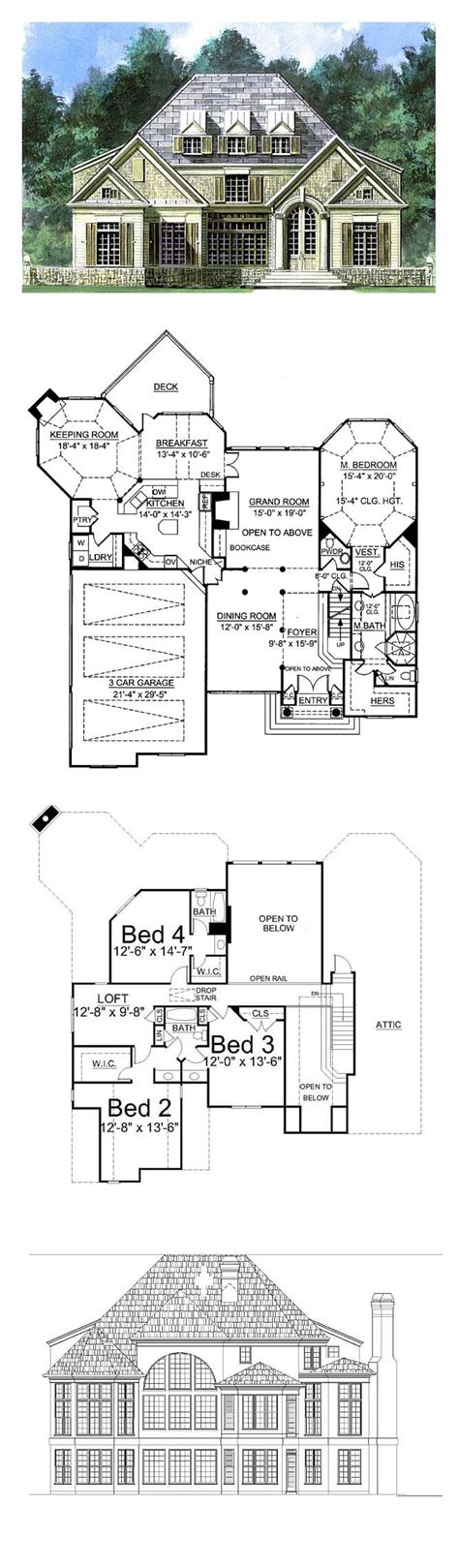 revival house plans 49 best images about revival house plans on