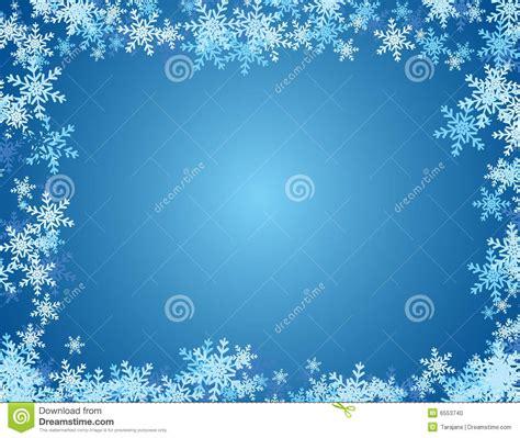 powerpoint design kostenlos herunterladen schneeflocke hintergrund blau vektor abbildung bild
