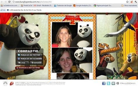 imagenes de cumpleaños kung fu panda fiesta kung fu panda lacelebracion com
