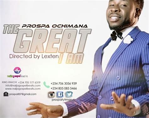 Am Mp Download | audio prospa ochimana the great i am lyrics mp3