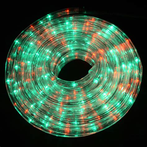 6m superbright red green led chasing rope lights ebay