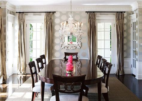 gold wallpaper dining room stunning dining room with gray and gold romo kiku