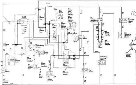 electrical diagram electrical wiring local must deere l120 wiring