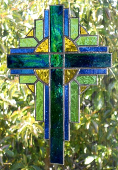 stained glass cross l 281 best images about stained glass religious on