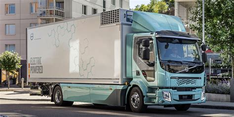 Volvo Electric Truck 2019 by Volvo Delivers Fully Electric Trucks In Europe