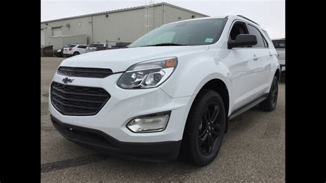chevy equinox 2017 white 2017 chevrolet equinox 1lt sport awd white stock