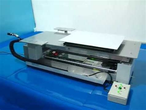 Printer Epson Dtg A3 diy flat bed dtg printer a3 epson stylus r1900 how to