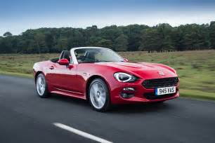 Fiat 134 Spider Fiat 124 Spider 2016 Review Uk Pictures Auto Express