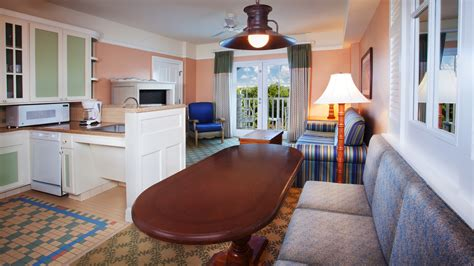 Disney Club 2 Bedroom Villa Floor Plan - disney club villa studio floor plan