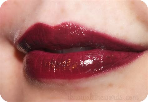 Avon Lipstick Oxford Wine project vy lip with avon colour rich lipstick and ultra luxury lip liner i all the words