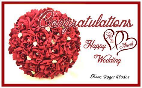 Wedding greeting cards 25 unique congratulations wedding messages wedding greeting card by piods on deviantart m4hsunfo