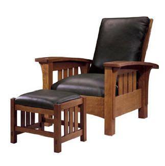 Stickley Morris Chair Plans » Home Design 2017