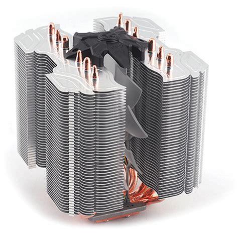 most quiet cpu fan zalman usa cnps14x 140mm fan ultra quiet cpu cooler