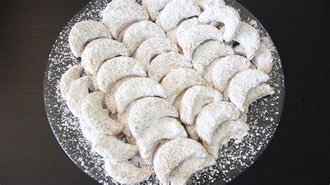 membuat kue kering putri salju resep kue putri salju youtube