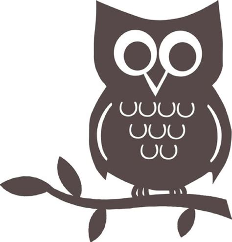 printable owl pumpkin patterns 25 best ideas about owl stencil on pinterest