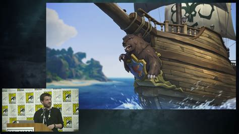Black And The Ship Of Thieves s sea of thieves looks absolutely fantastic in new