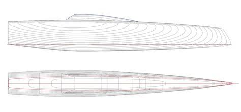 optimising hull lines for performance grainger designs - Catamaran Lines Drawing