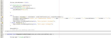 membuat form data mahasiswa dengan html membuat form data mahasiswa java netbeans koneksi database