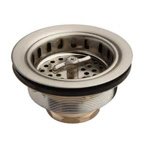 strainer basket with wing nut stopper 3 1 2 quot kitchen