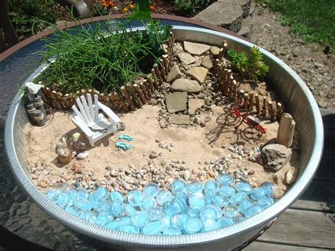 Theme Garden Ideas The Themed Miniature Gardens From The Great Annual Miniature Garden Contest Part 4 Of 6 The