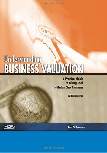 understanding business valuation a practical guide to valuing small to medium sized businesses books understanding business valuation a practical guide to