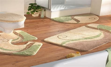 expensive bathroom rugs