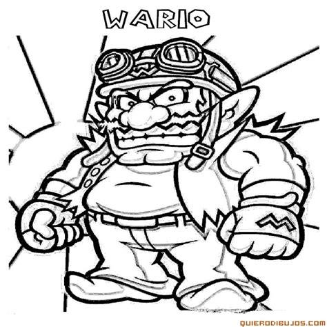 Dibujos Para Colorear Mario Dibujos Para Colorear Mario
