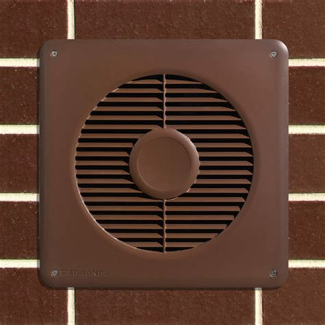 edmonds underfloor dc ecofan ventilation fan brown