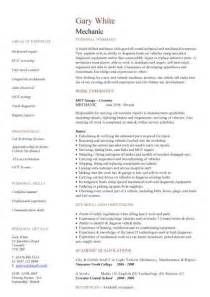 engineering cv template engineer manufacturing resume