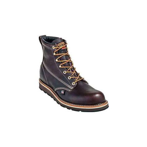 thorogood boots thorogood 6 quot plain toe boots 15 30 00 revzilla