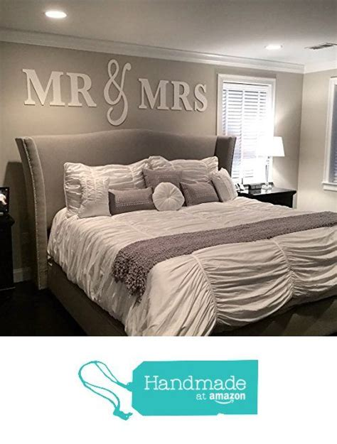 newlywed bedroom ideas mr mrs wall hanging decor set artwork for wall home