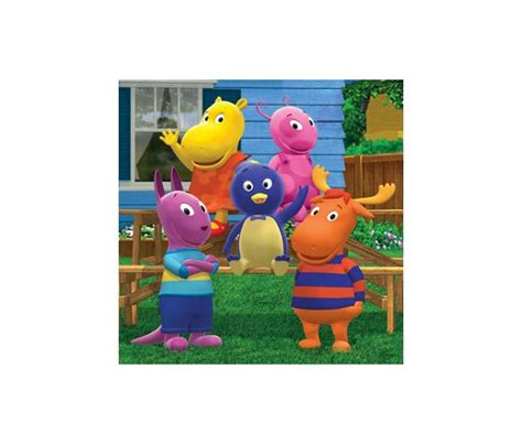 Backyardigans Uniqua What Is She What Is Uniqua On The Backyardigans Five Mysteries Of
