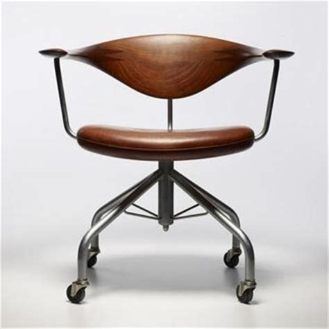 wegner swivel chair hans wegner swivel chair model 50 johannes h