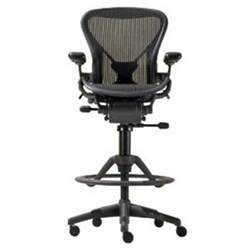 Chair Height For Desk New Herman Miller Aeron Desk Task Stool Office Chair