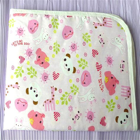 Perlak By Bayi Shop matras perlak kasur bayi waterproof newborn 43 x 34 cm