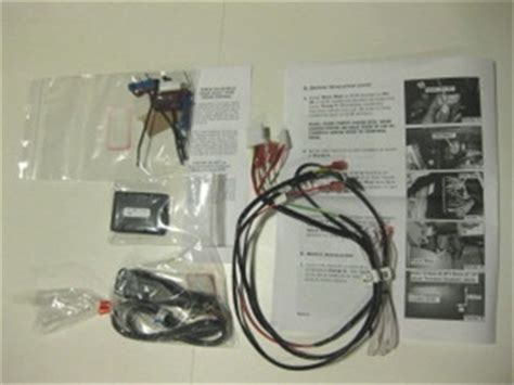 Rostra 250 9000 Electronic Cruise Control Kit For 2006