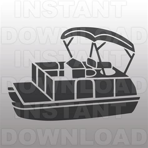 clipart pontoon boat pontoon boat clip art www imgkid the image kid has it