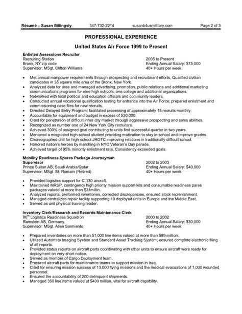 sample federal job resume format sidemcicek com