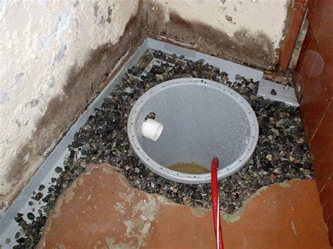 drain pipe installation install a warranted basement