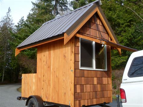 how to build a tiny house on wheels cabin small house