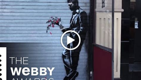 banksys artist in residence for 18th annual webby banksy s quot artist in residence quot the vandallist