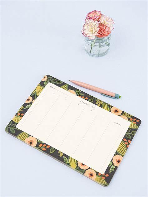 Paper Desk Pad by Rifle Paper Co Jardin Desk Pad September Stationery