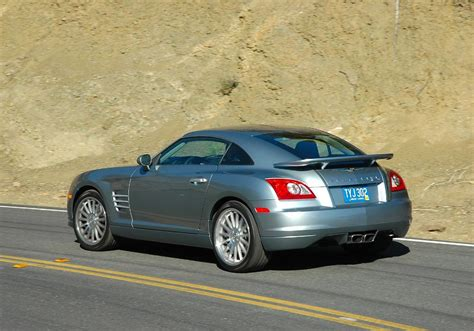 Chrysler Crossfire 2006 2006 chrysler crossfire information and photos zombiedrive