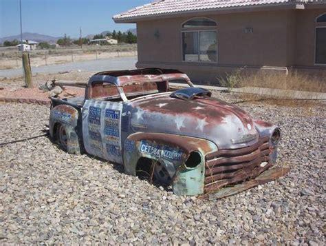 Craigslist Las Vegas Garage Sale by 1 1947 Chevy Yard Las Vegas 999 Rat Rod Universe