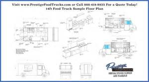 Food Truck Floor Plan Custom Food Truck Floor Plan Samples Custom Food Truck