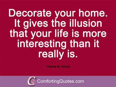 decorating quotes famous quotes charles m schulz quotesgram
