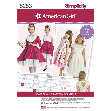 pattern review for simplicity 1653 simplicity simplicity pattern 8283 child s dress and lined
