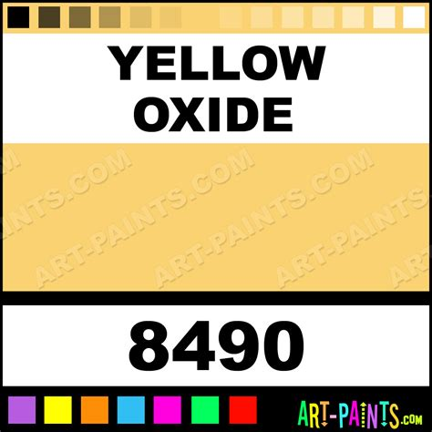 yellow oxide transparent airbrush spray paints 8490 yellow oxide paint yellow oxide color